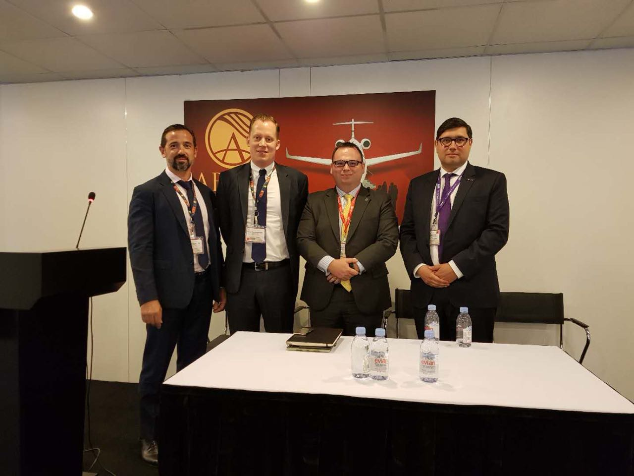 UAS Discusses Aircraft Cyber Security At ABACE2018
