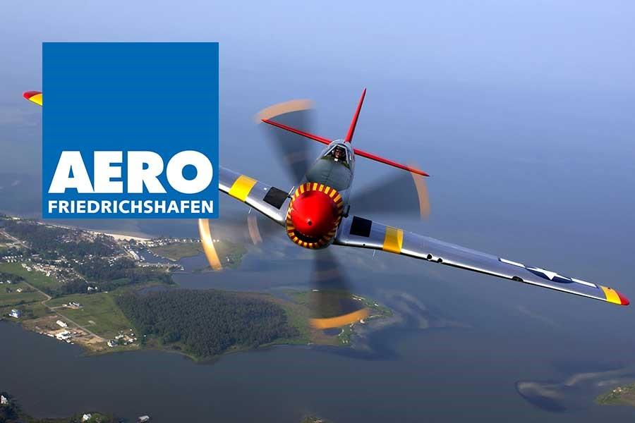 Flight Ops To AERO Friedrichshafen