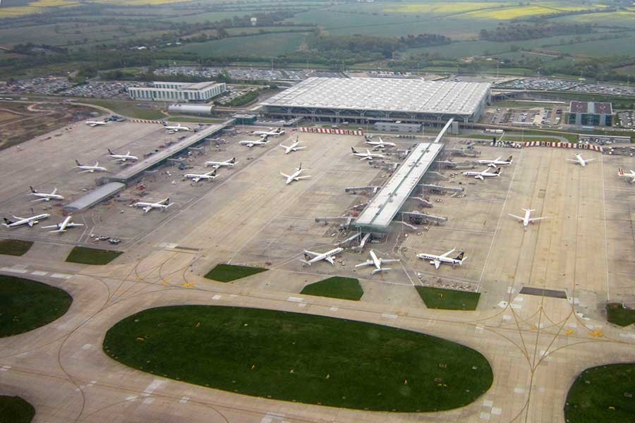 Noise Curfew And Slot Restrictions S18 At London Stansted