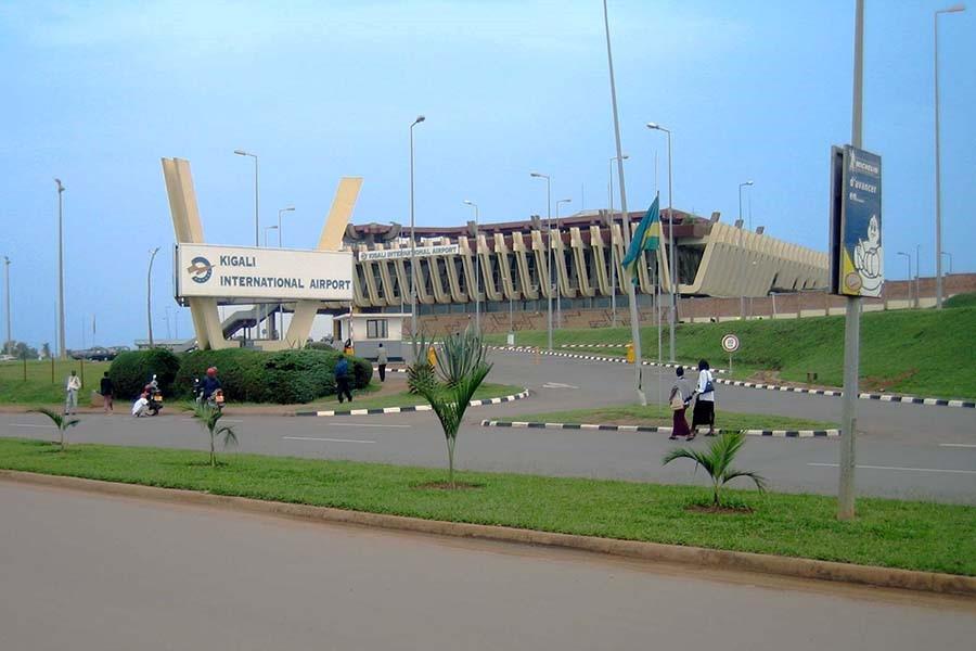 Kigali International Airport HRYR