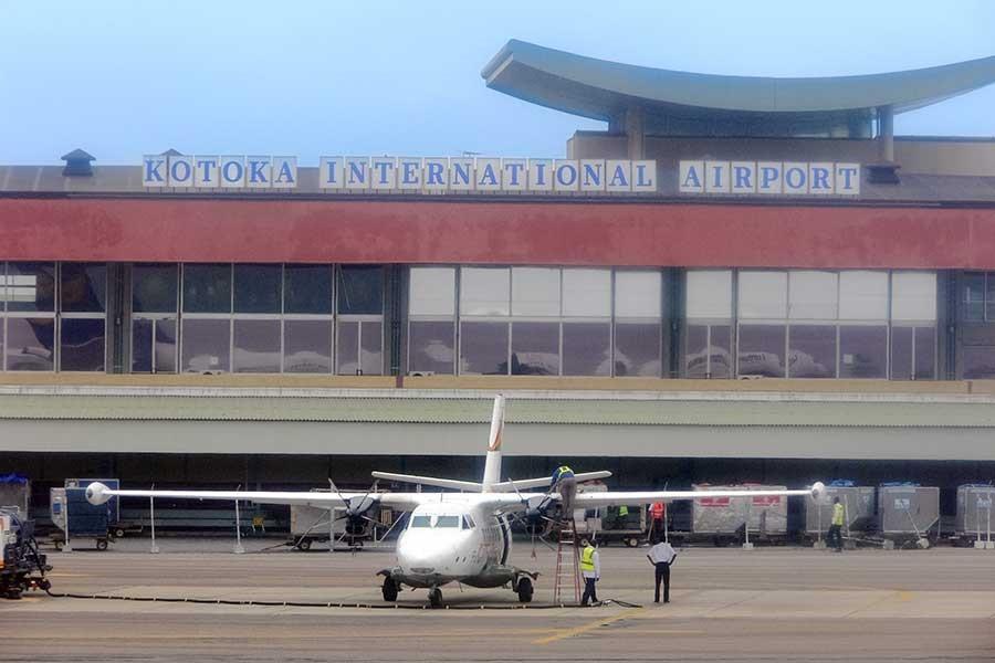Kotoka International Airport DGAA