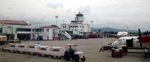 Lokpriya Gopinath Bordoloi International AirportVEGT