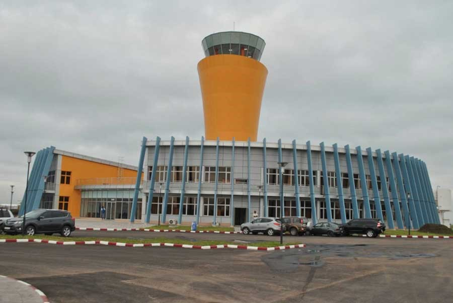 N'djili International Airport FZAA