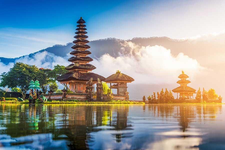 Operating To Bali, Indonesia
