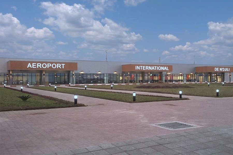 New Terminal For Kinshasa Airport