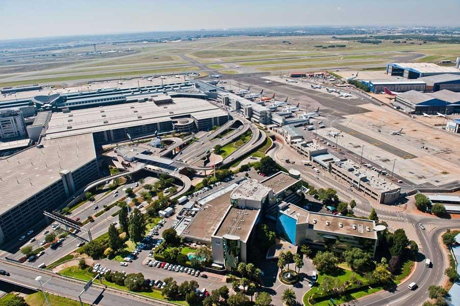 O.R. Tambo International Airport FAOR