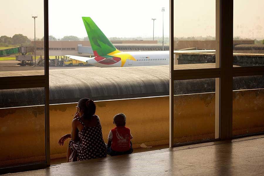 Douala International Airport FKKD
