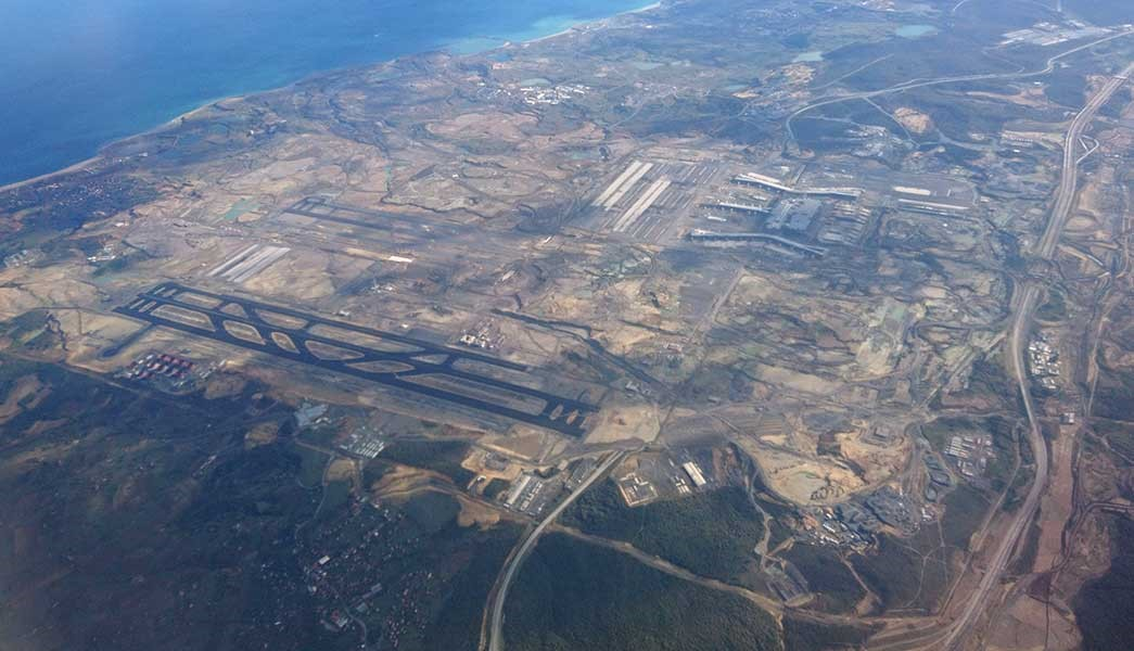 Istanbul New Airport Set To Open In October