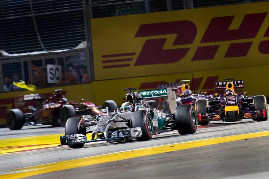 Flight Ops To Singapore Grand Prix 2018