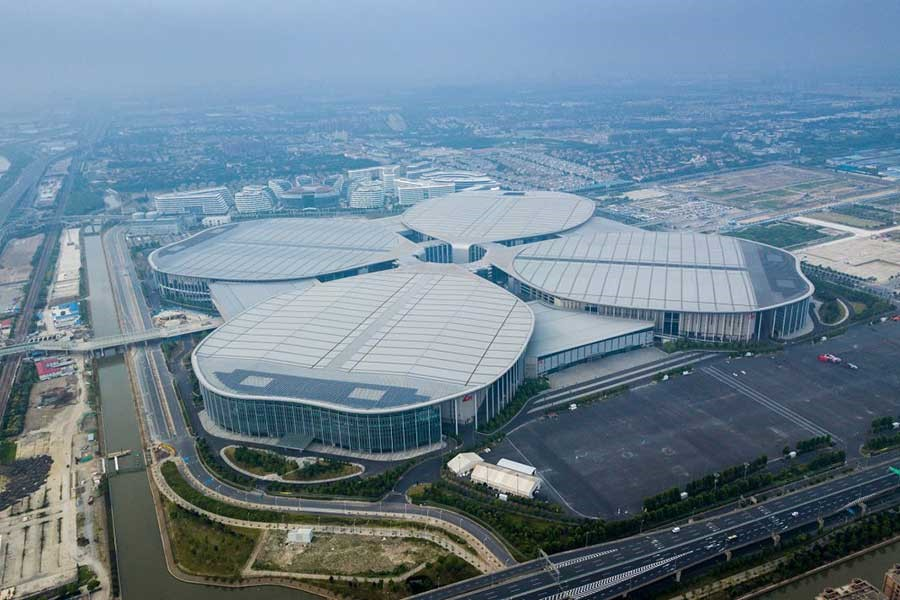 Shanghai Ops Restrictions CIIE 2018