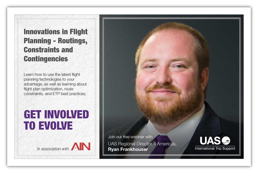 Innovations In Flight Planning – UAS Webinar