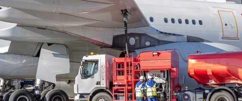 Jet Fuel Price Drop For Middle East And Asia