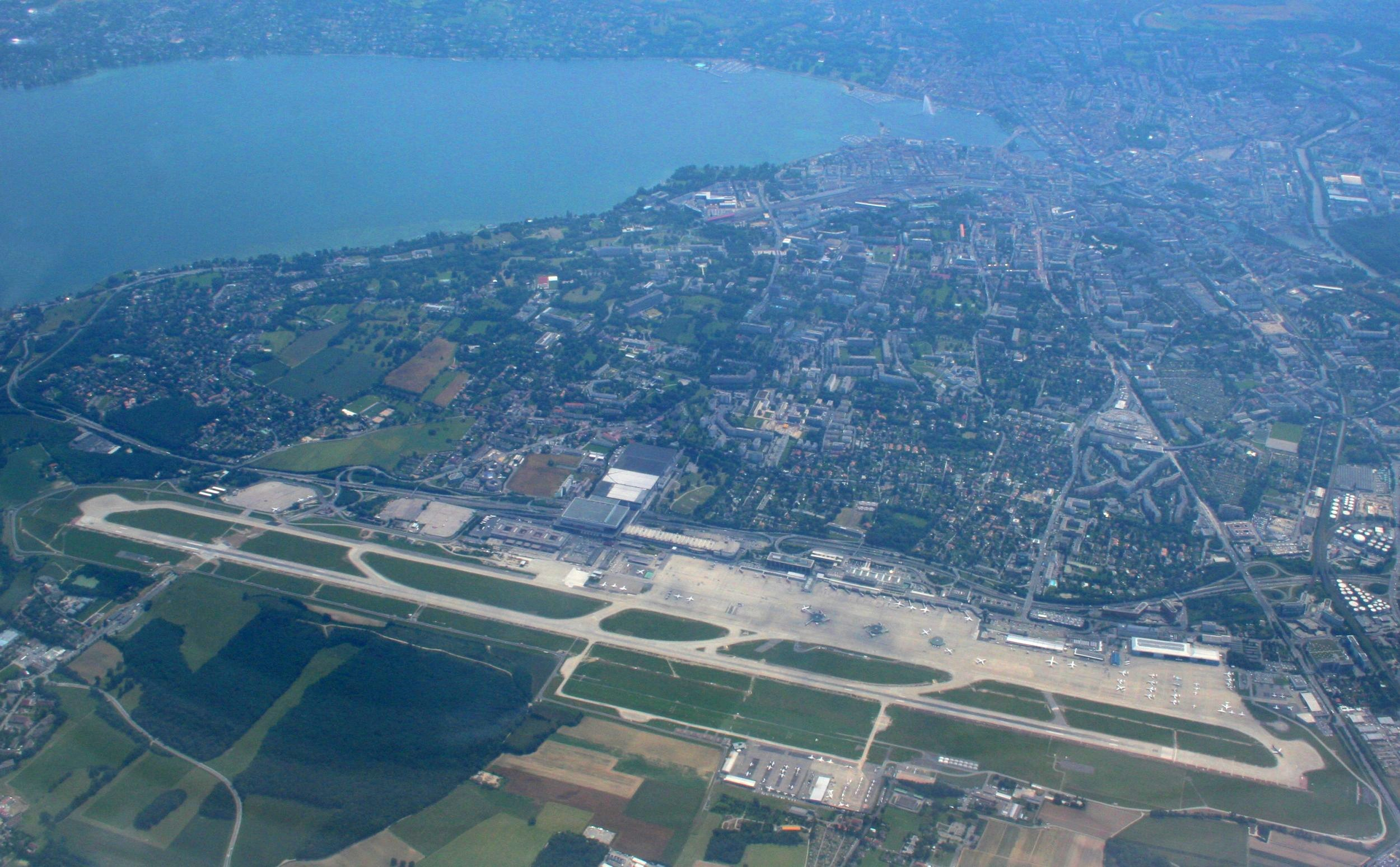 Flight Operations To Geneva Airport