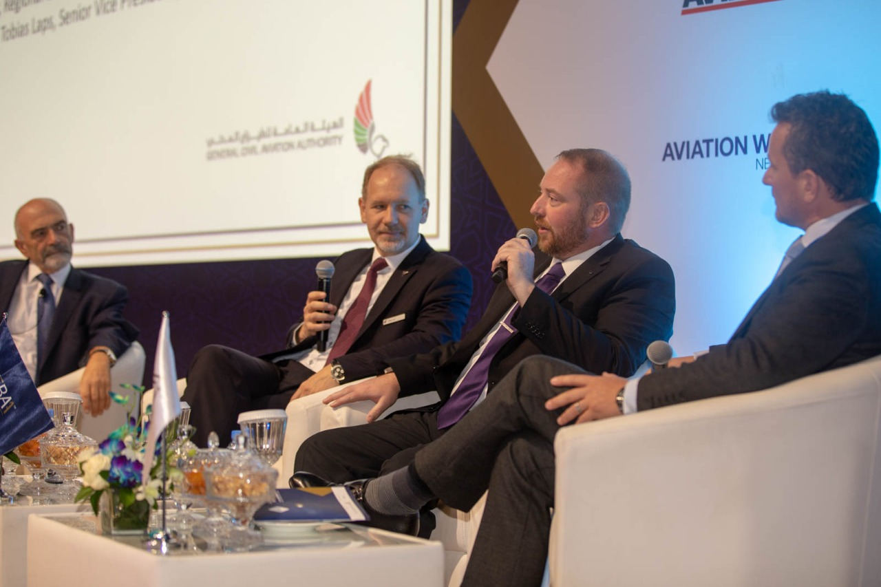 UAS Discussed Innovation At MEBAA Show