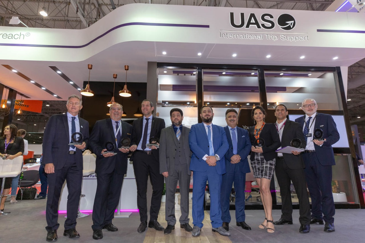 UAS Outstanding Suppliers 2017-2018 Award Winners Announced