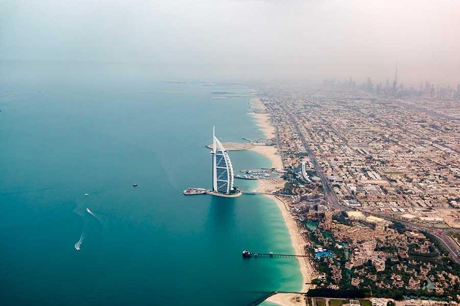 Flight Ops To Dubai GIAS 2019