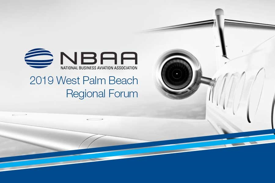 NBAA Regional Forum Palm Beach Florida