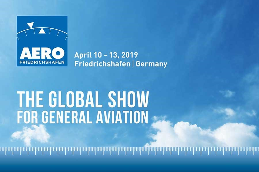 AERO Friedrichshafen 2019