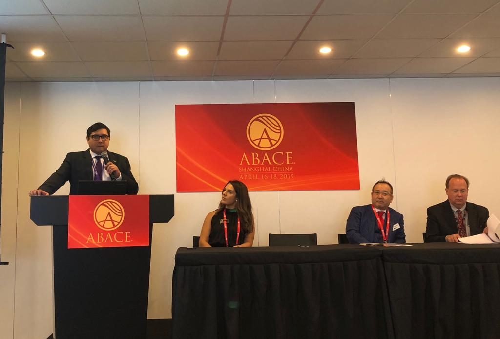 UAS Shares Ops Insight At ABACE2019