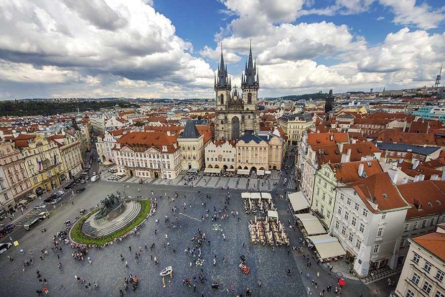 Flight Operations To Hradec Králové And Prague