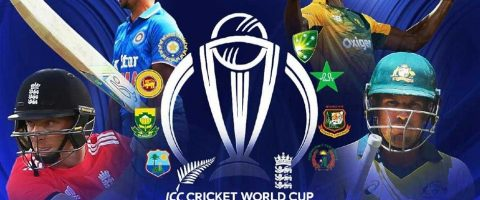 Flight Ops To The Cricket World Cup