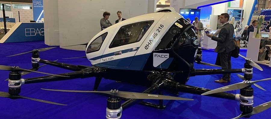 The Possibilities Of Urban Air Mobility