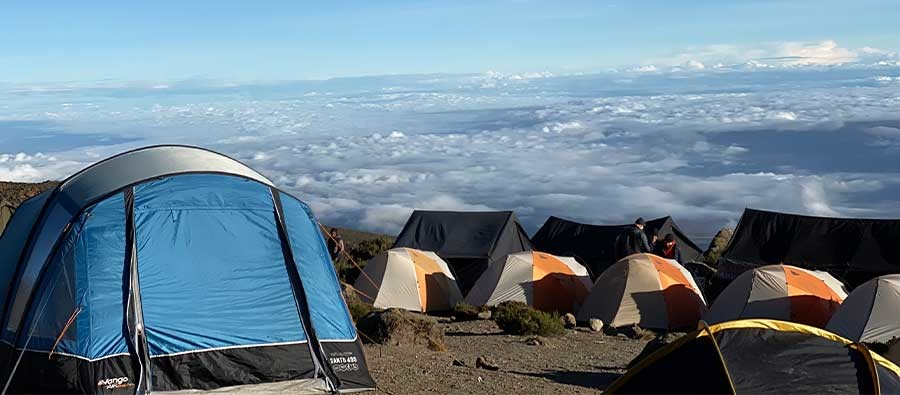 Conquering Challenges- My Experience Climbing Kilimanjaro