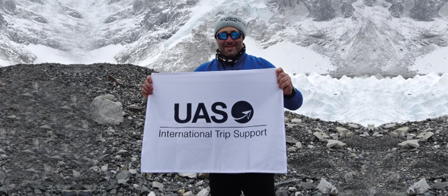 UAS CEO Omar Hosari To Take On Kilimanjaro For Aviation Sustainability