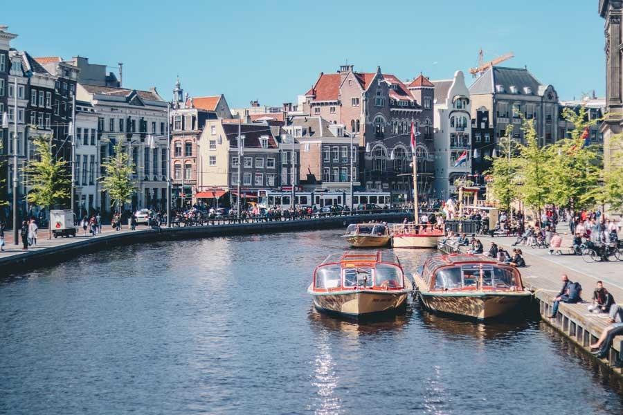 Flight Operations To Amsterdam