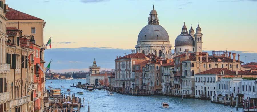 Flight Ops To Venice Marco Polo Airport:
