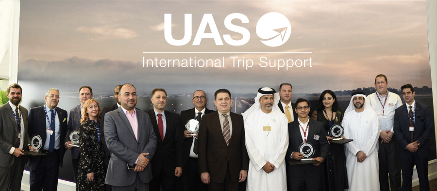 UAS Honours The 'best In Business Aviation'