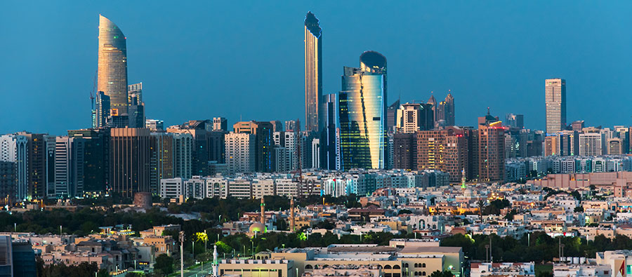 Flying To Abu Dhabi International Airport