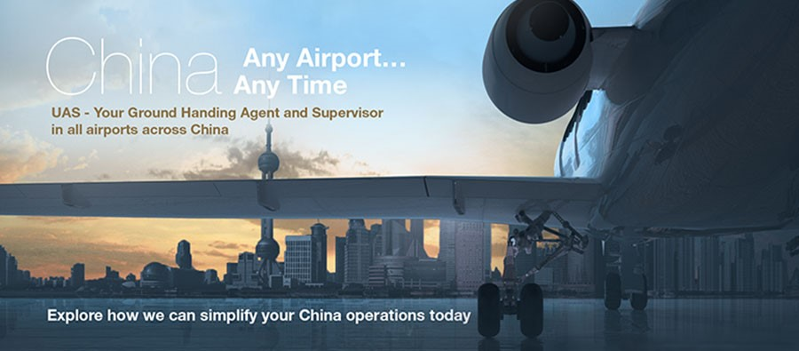 UAS China, Any Airport, Any Time