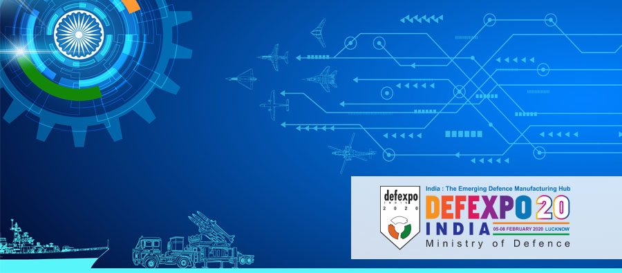 DefExpo India 2020 Lucknow
