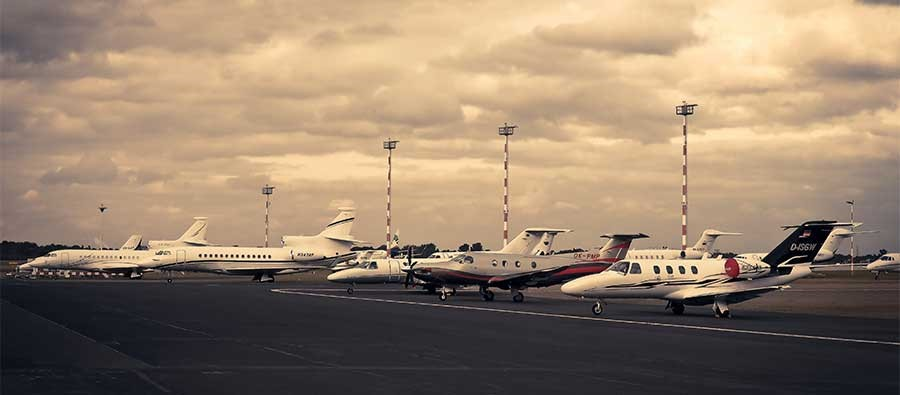 US BizAv Standing Strong