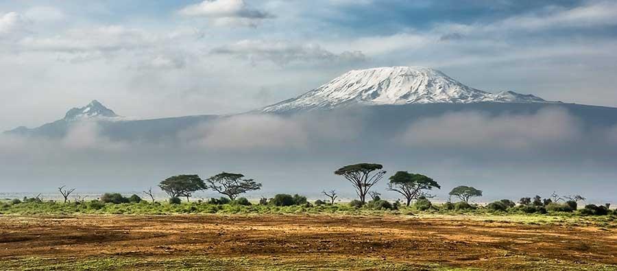Flying To Kenya