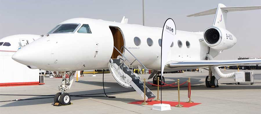 Chartering A Private Jet - Your Questions Answered