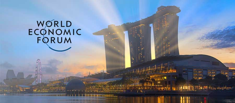 World Economic Forum 2021 Singapore