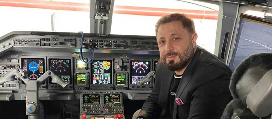 Reaching For The Stars: Aviation As A Lifelong Passion