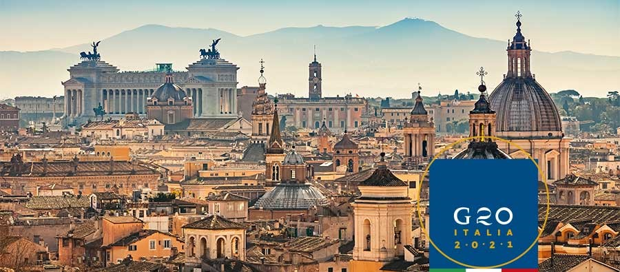 G20 Rome Airports And Entry Rules